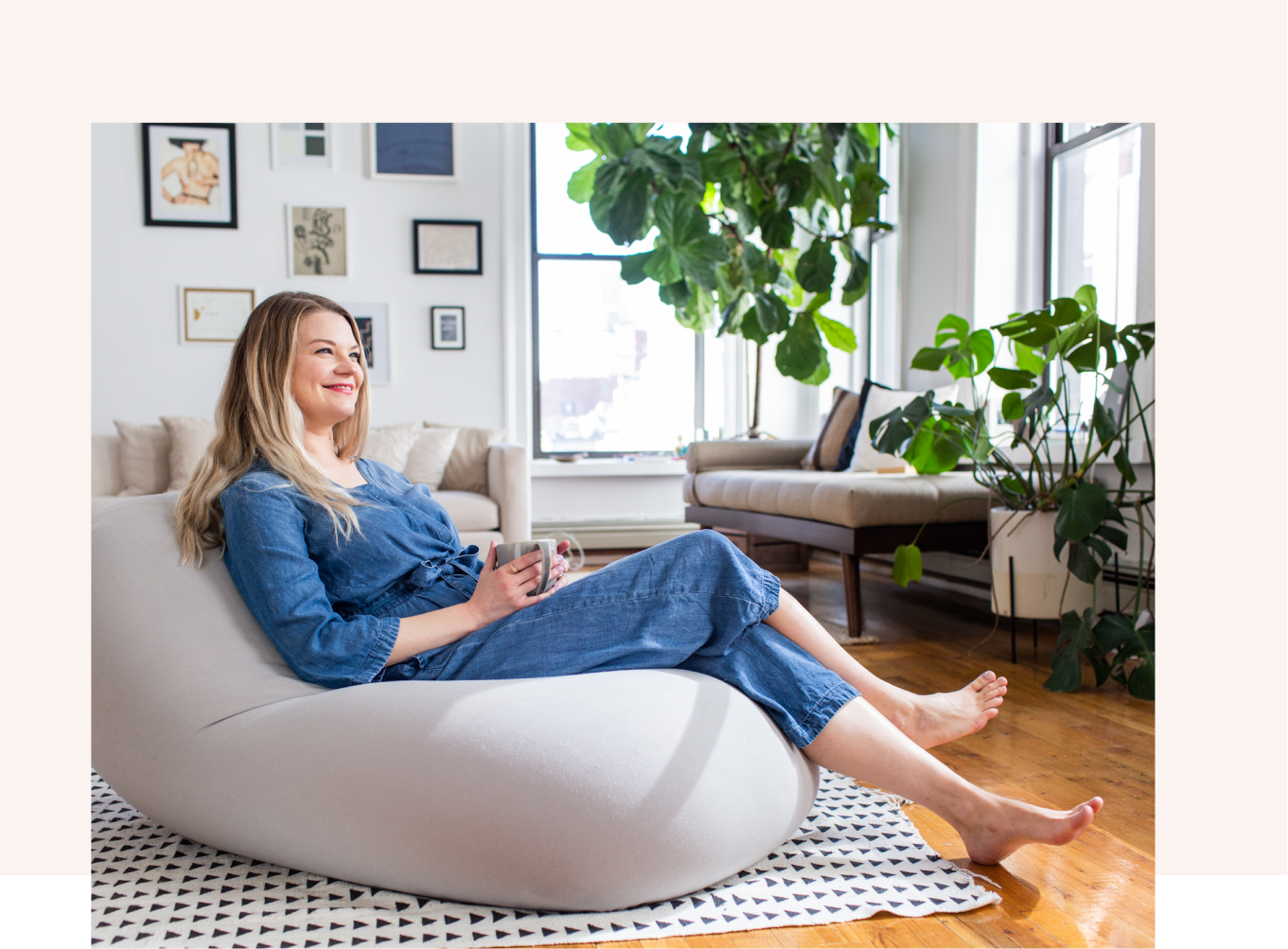 moonpod anti-anxiety chair